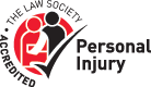 The Law Society Accredited - Personal Injury
